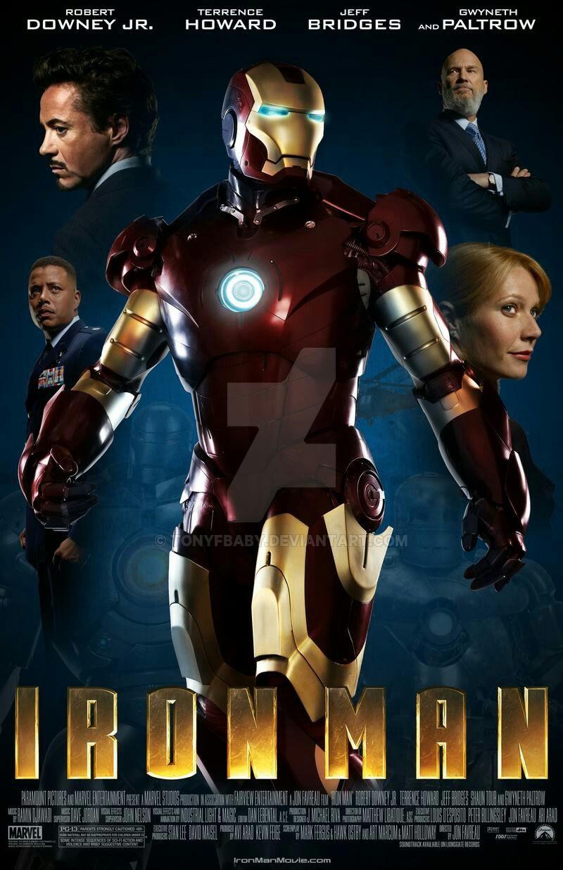Iron Man 2008 Le Chow
